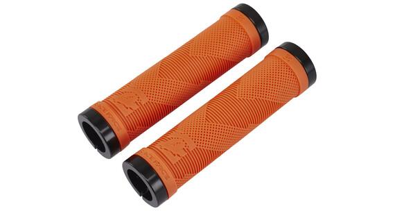 Race Face Sniper Griffe Lock-On orange